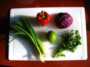 Future coleslaw.